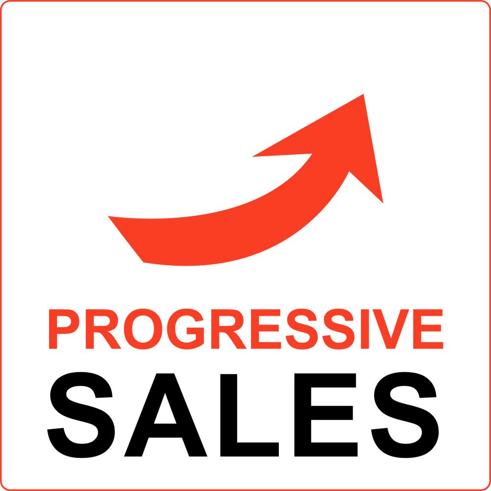 Logo Progressive Sales Hubert Mizelli