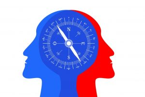 Orientierung - der Kompass im Kopf
